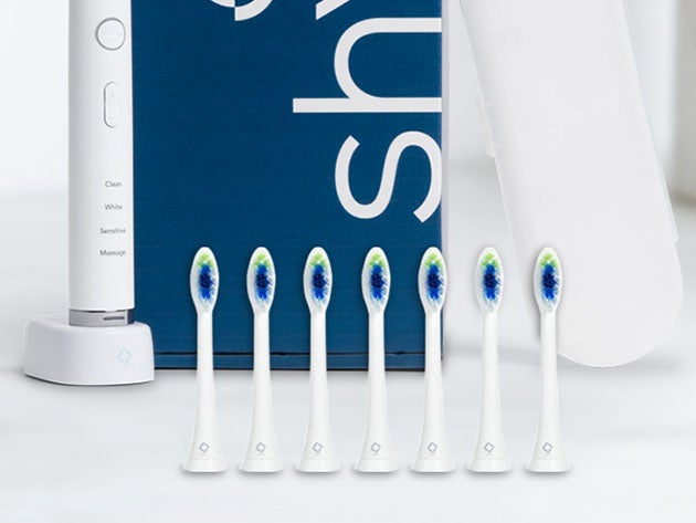 Shyn Sonic Rechargeable Electric Toothbrush