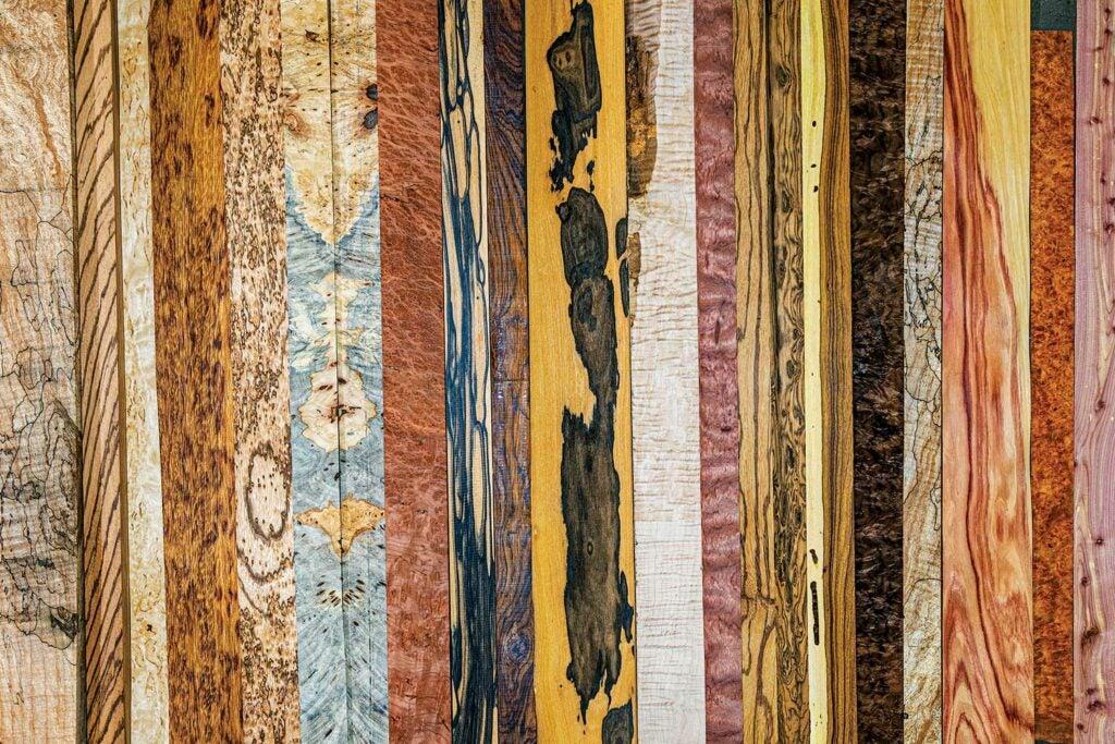 httpspush.fieldandstream.comsitesfieldandstream.comfilesimages2019116-lineup-of-domestic-and-exotic-wood.jpg