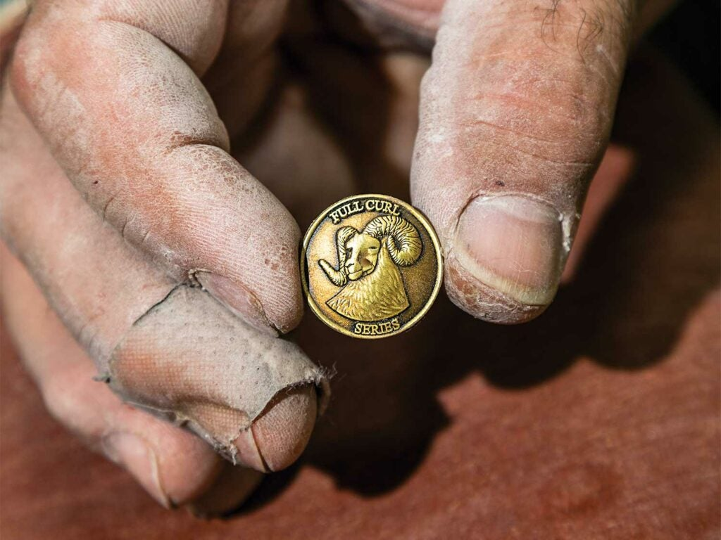 httpspush.fieldandstream.comsitesfieldandstream.comfilesimages20191115-full-cure-bighorn-ram-coin-decoration.jpg