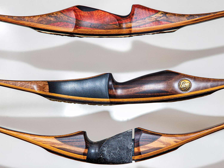 How Does a Custom Recurve Bow Get Made?