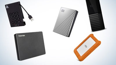 The best external hard drives to store everything in your digital life