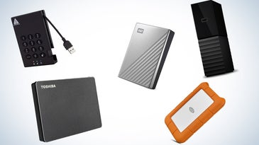 These are our picks for the best external hard drives on Amazon.