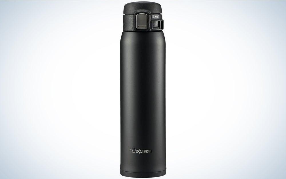 Zojirushi Stainless Steel Vacuum Insulated Mug, 20-Ounce, Black