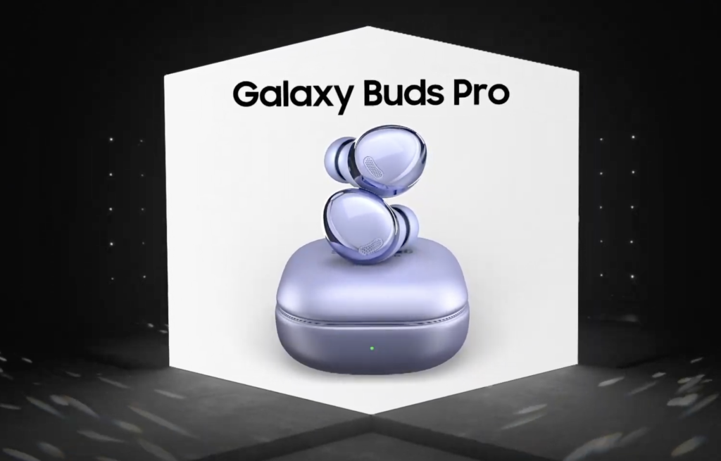 Announcing the Samsung Galaxy Buds Pro