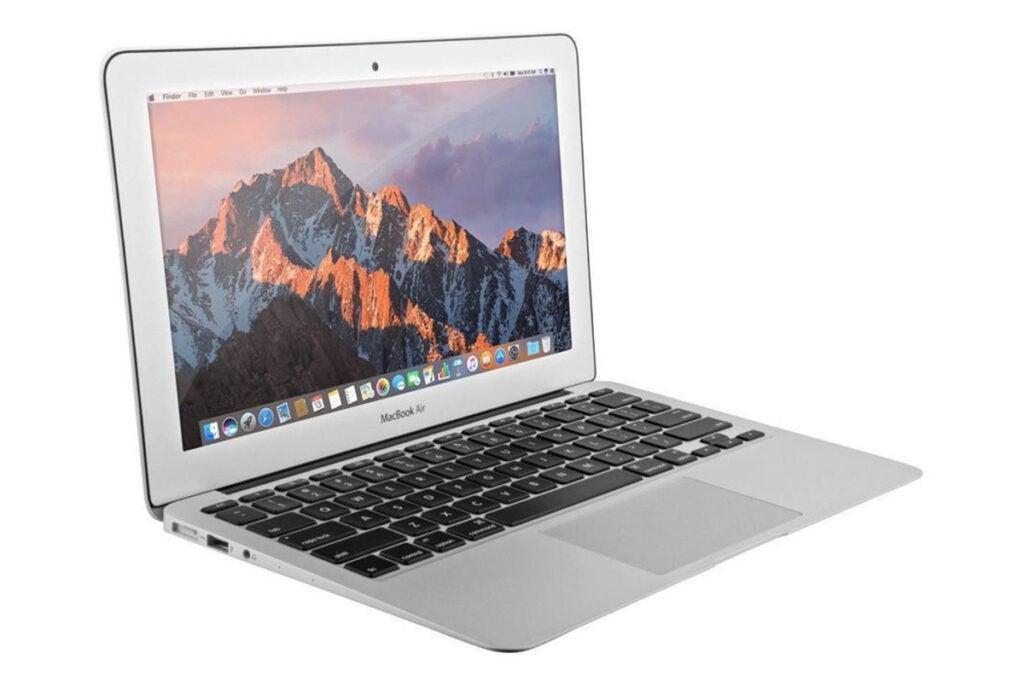 Apple MacBook Air 13.3-inch Core i5, 4GB RAM 128GB