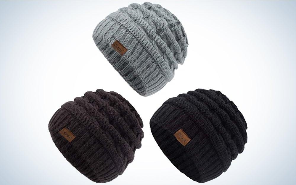 ViGrace Winter Hat Set