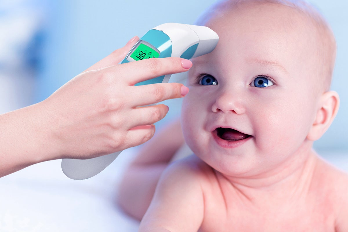 ReliefCare Infrared Forehead Thermometer