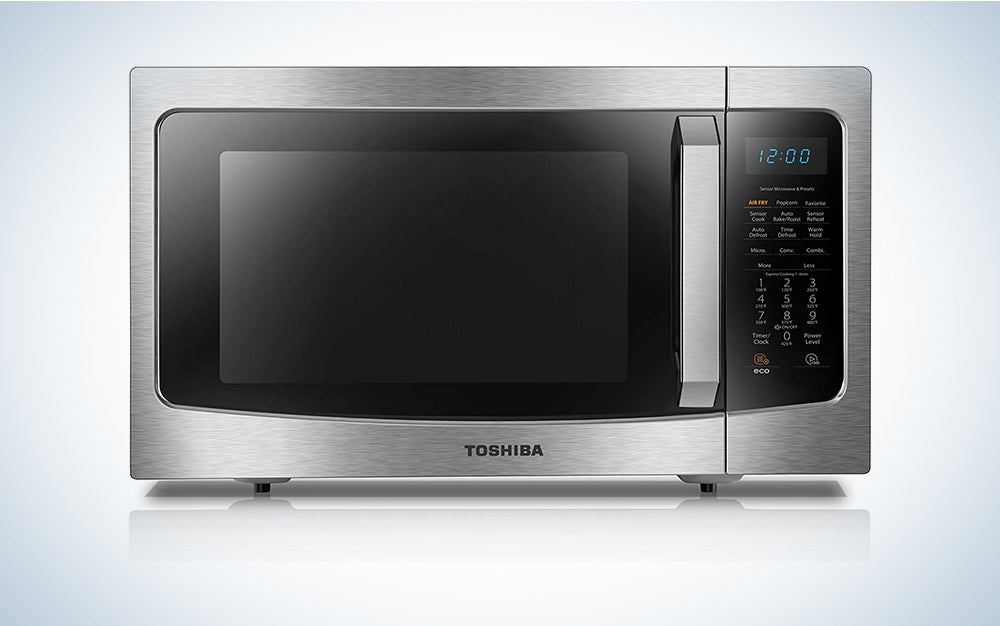 Toshiba Countertop Microwave