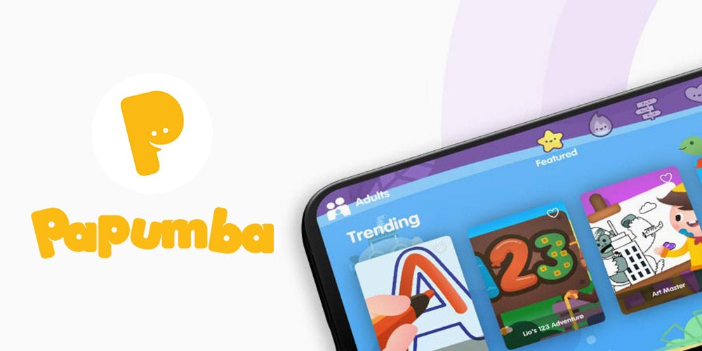 Papumba Fun Learning App for Kids