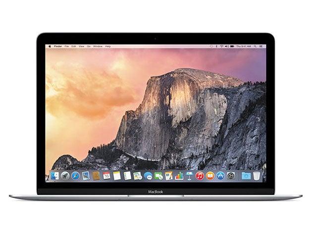 Apple MacBook 12-inch Core M 1.1GHz 8RAM 256GB SSD