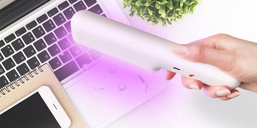 UV WandPro Rechargeable UV Light Device Sanitizer