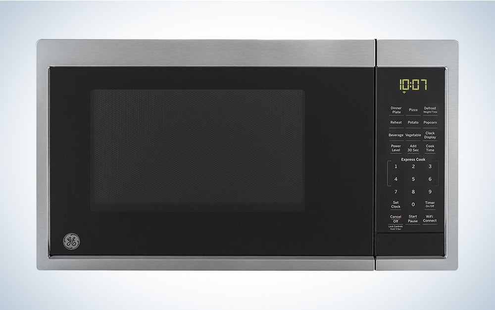 GE Smart Microwave