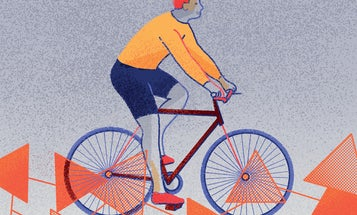 Why you never forget how to ride a bike