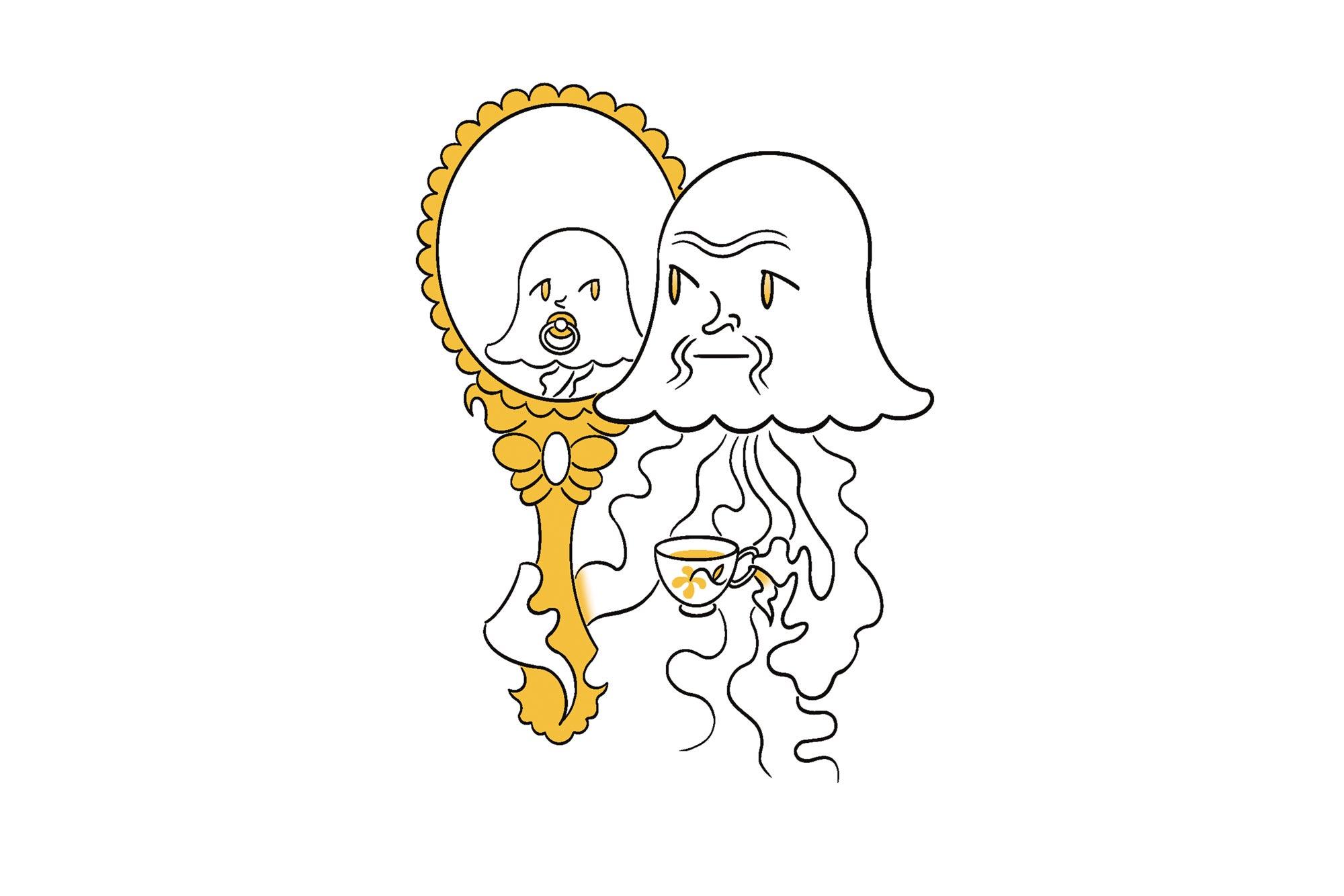 Masha Krasnova-Shavaeva illustration