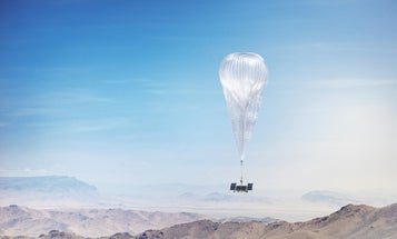 RIP Loon, Google's balloon-based cellular network