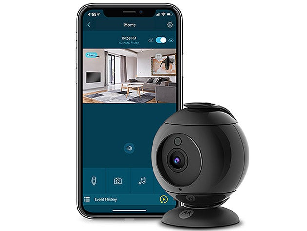 Motorola FOCUS89-W indoor camera