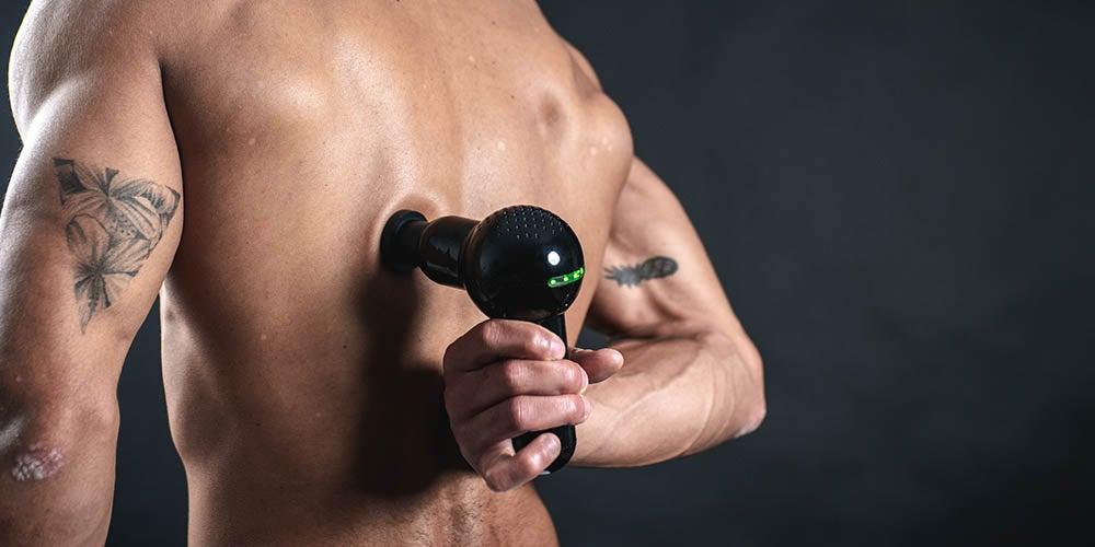 MINIREX Strongest Percussion Massage Gun