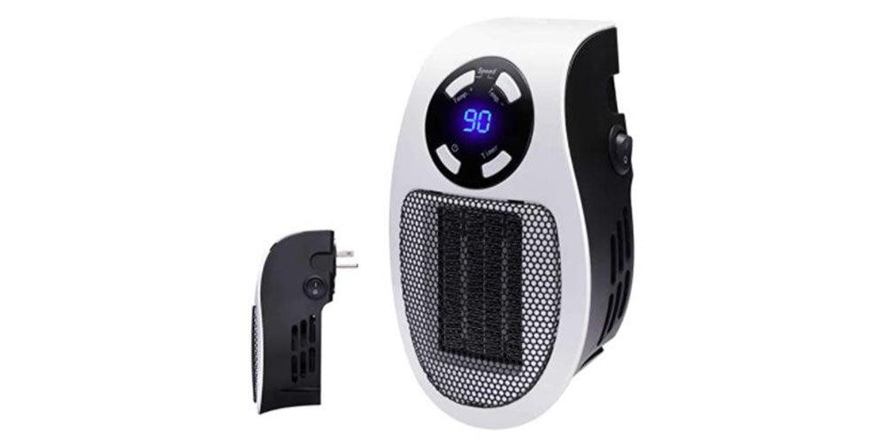 Plug N' Heat Personal Space Heater