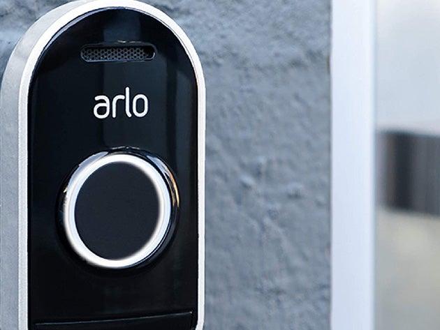 Arlo Audio Doorbell and Chime Bundle