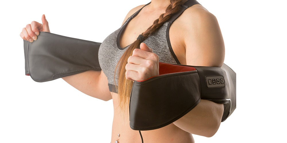 Pur Relaxation Shoulder, Neck and Back Massager