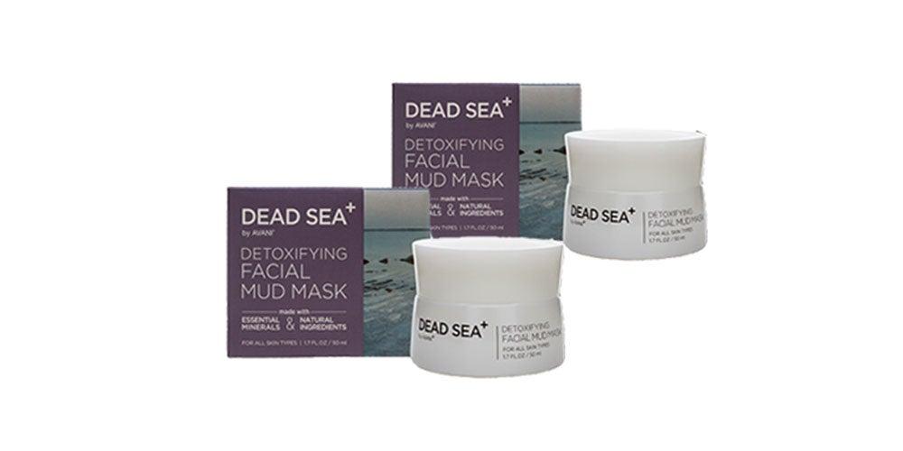 Dead Sea Detoxifying Facial Mud Mask