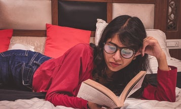 Keep your brain in shape by reading more books