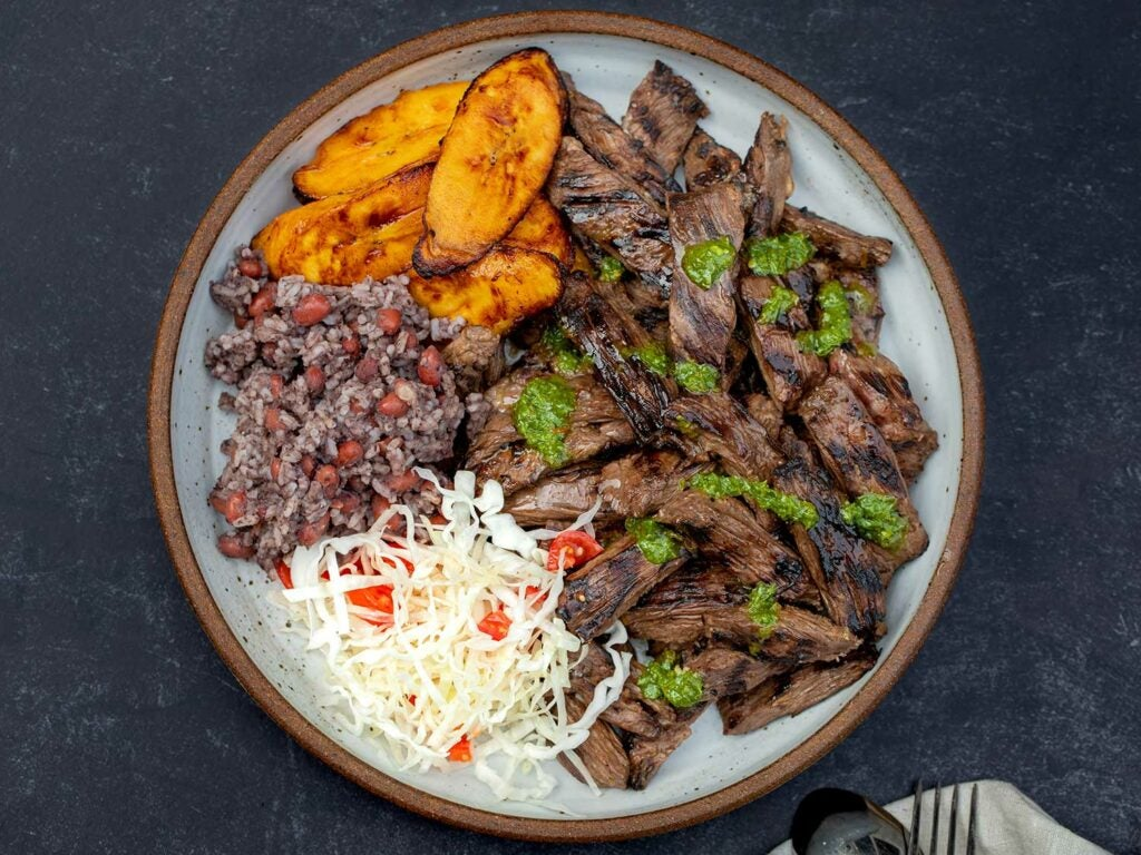 Nicaraguan-Style Carne Asada