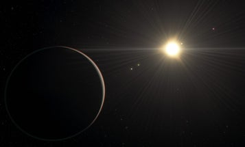 These 6 exoplanets somehow orbit their star in perfect rhythm