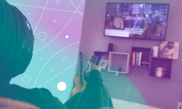 Is watching TV actually a good way to relax?