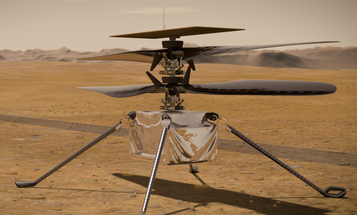 NASA's Mars helicopter may soon be the first to fly on another planet