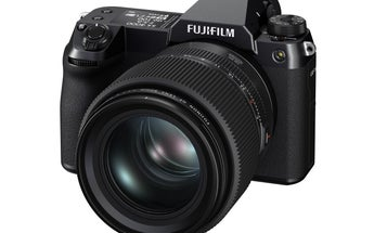 Fujifilm's new 102-megapixel camera is the size of a typical DSLR