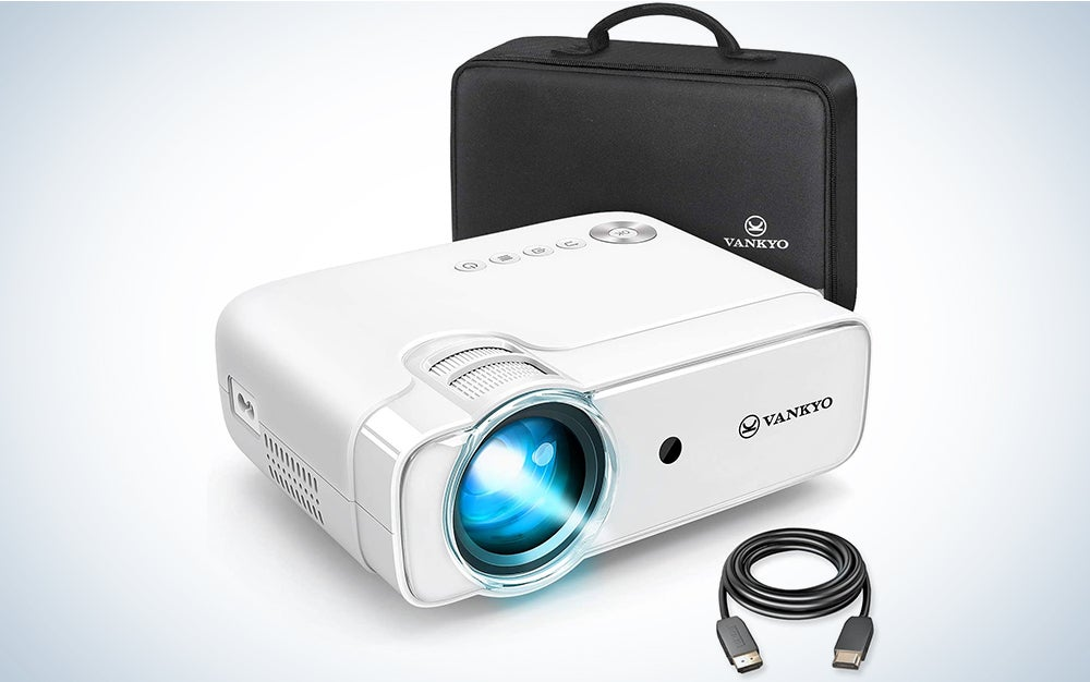 VANKYO Leisure 470 Mini WiFi Projector