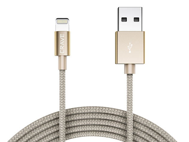 Crave 4-foot Lightning to USB Cable