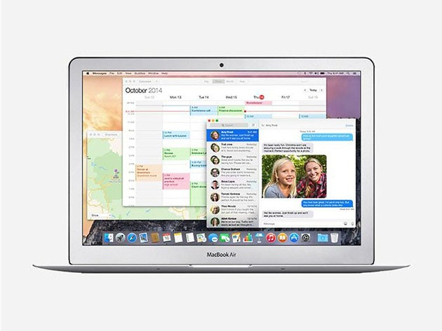 Apple MacBook Air 11-inch Core i5 4GB RAM 128GB SSD