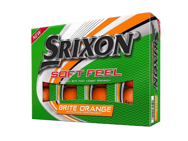 Srixon Soft Feel 12 Brite