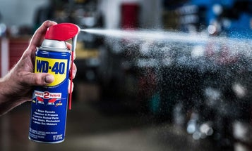 20 ingenious uses for WD-40