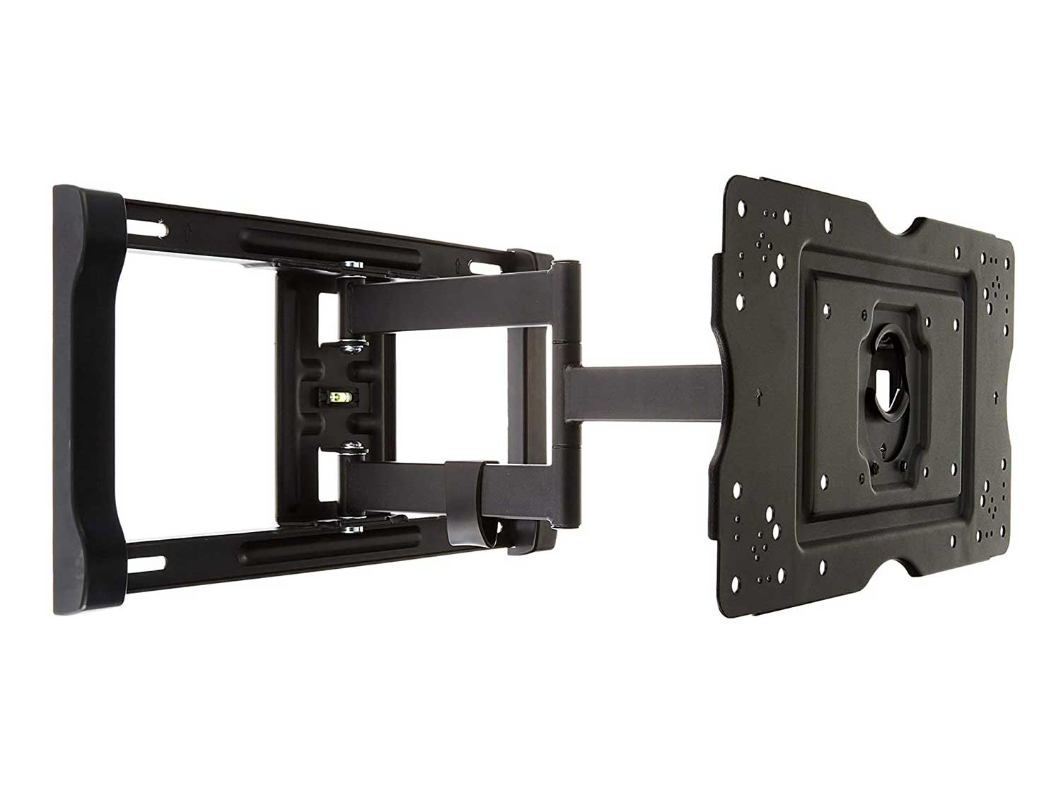 Amazon Basics Heavy-Duty, Full Motion Articulating TV Wall Mount for 32-inch to 80-inch LED, LCD, Flat Screen TVs