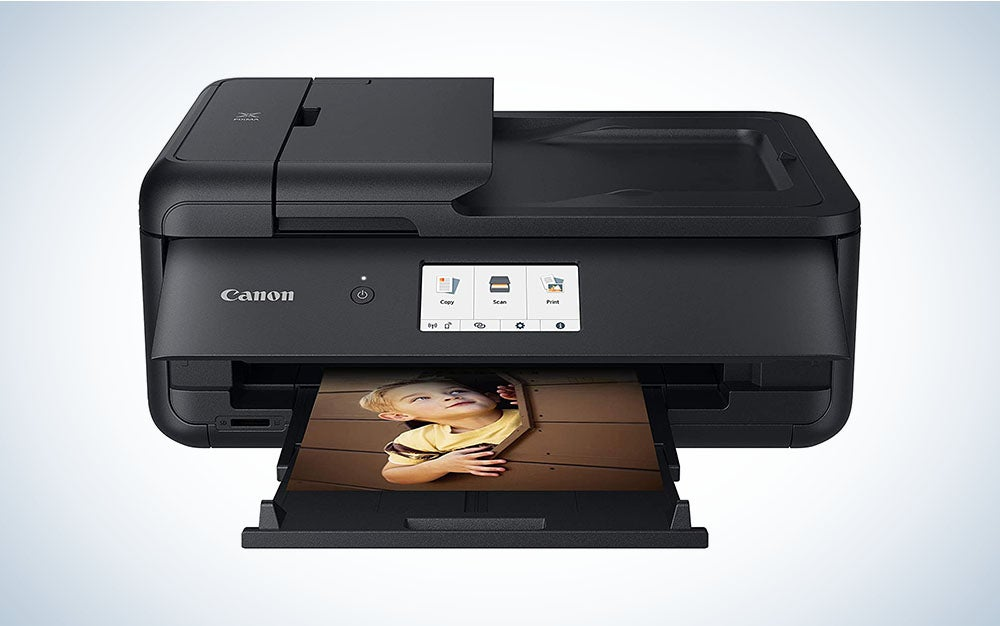 Canon PIXMA TS9520 is one of the best all-in-one-printers