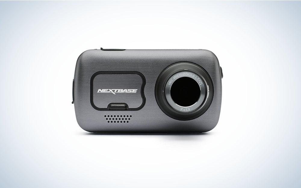 "Nextbase 422GW Dash Cam 2.5"" HD 1440p Touch Screen Car Dashboard Camera, Amazon Alexa, WiFi, GPS, Emergency SOS, Wireless, Black is the best dash cam Amazon has available."