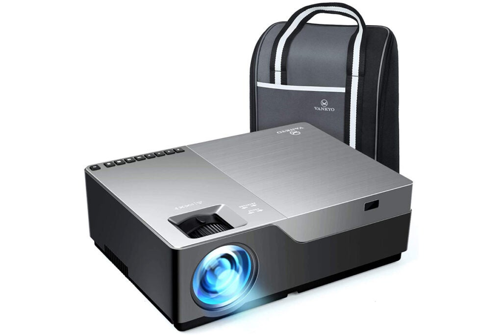 Vankyo 1080p LED projector