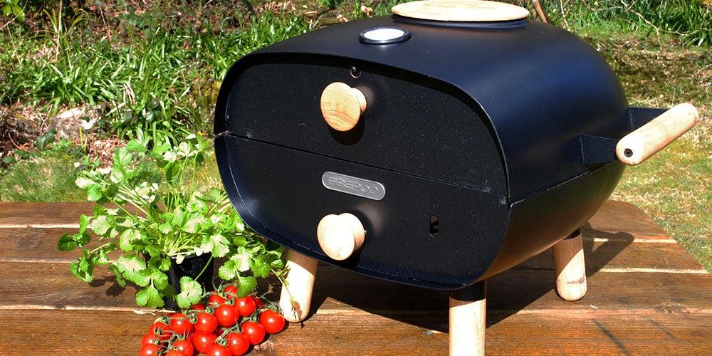 Firepod Bundle: Portable Multi-Functional Pizza Oven + Griddle