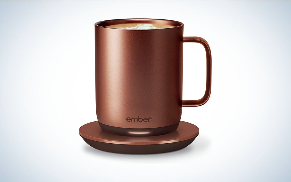 Ember Mug is one of the best Valentine's Day gifts.