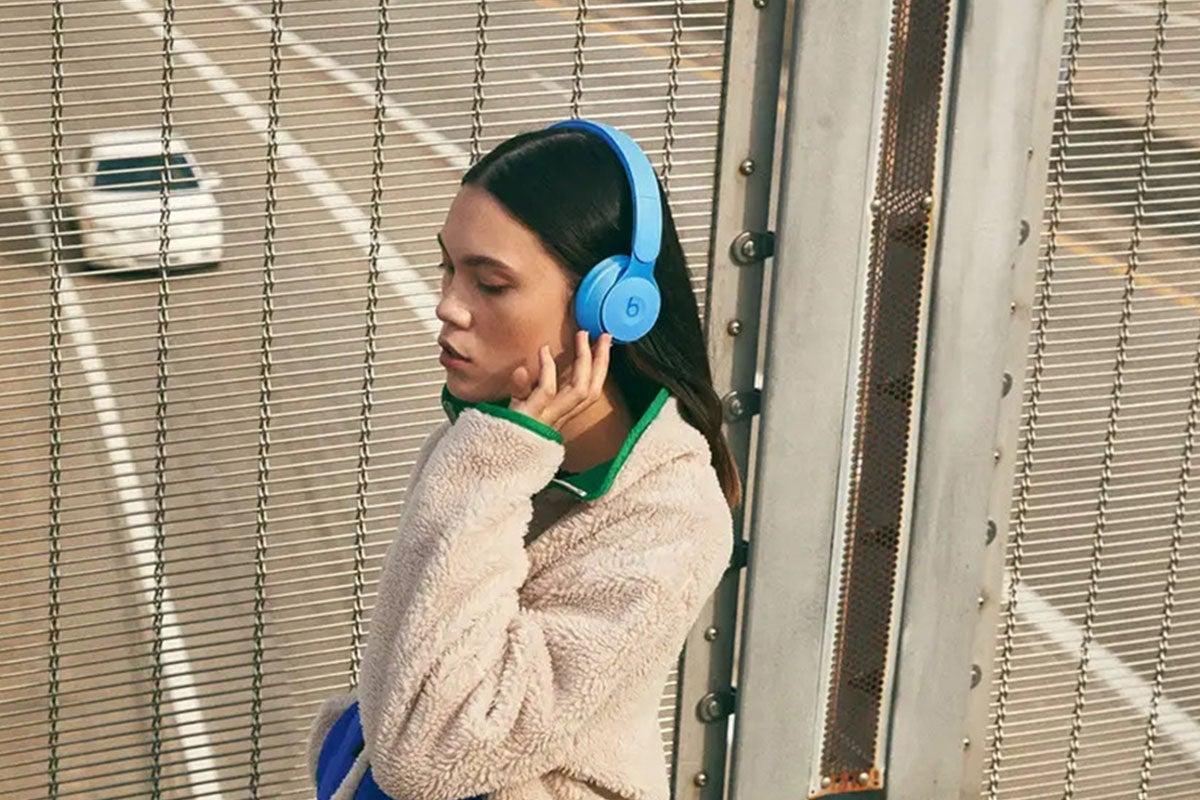 Beats Solo Pro Wireless Noise-Cancelling On-Ear Headphones