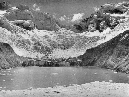 lake palcacocha glacial lake