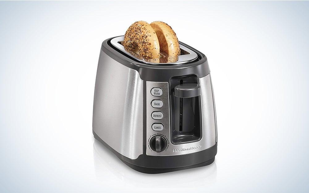 Hamilton Beach Stainless Steel Toaster is the best toaster