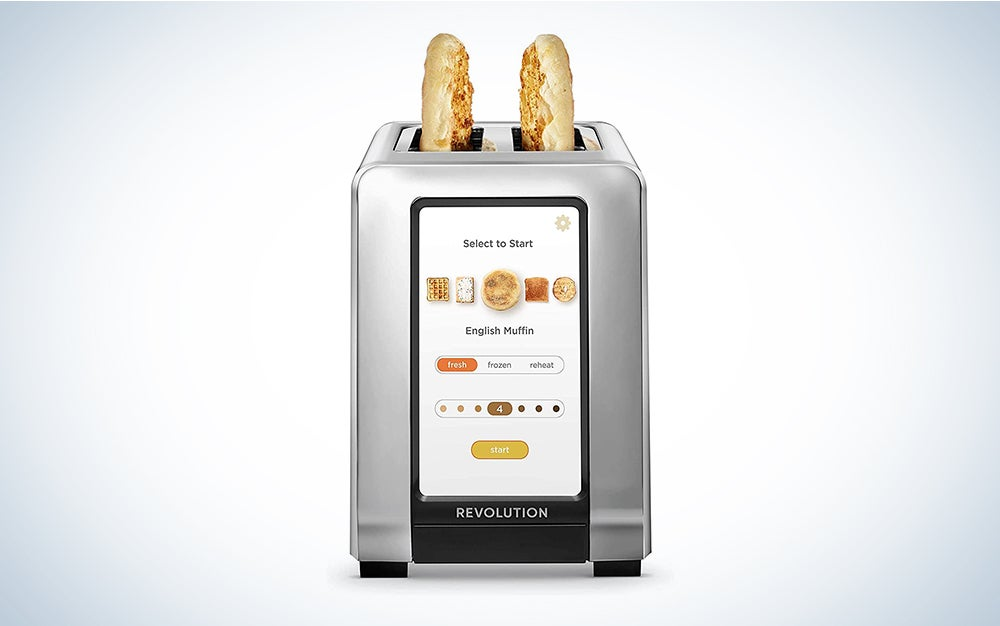 Revolution Toaster is the best smart toaster on the market