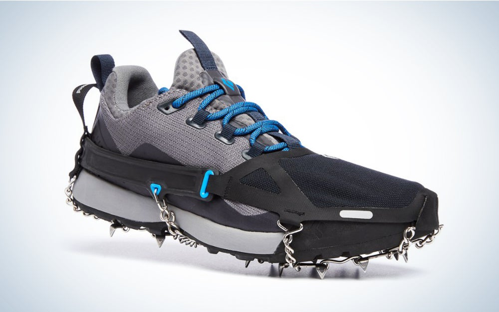 Black Diamond Distance Spike Traction Devices