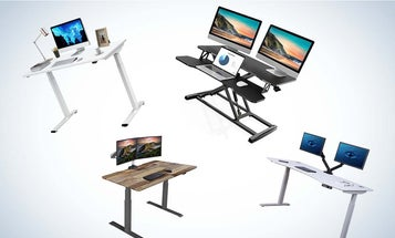 The best standing desks to improve your posture