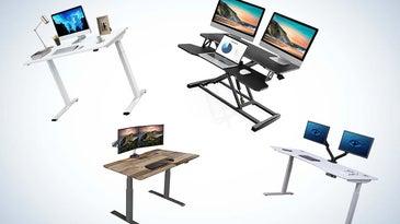 The best standing desks of 2021