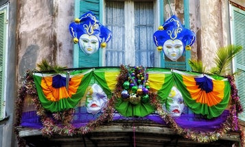 Can Louisiana's COVID surge trace back to one Mardi Gras reveler?